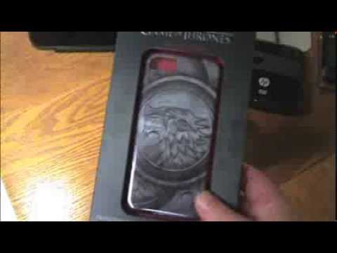 Game Of Thrones Iphone5 And Iphone5s Case