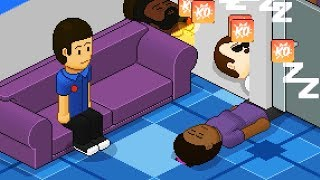 What Normal People Turn Into When Stranded on a Subway Platform - Overcrowd: A Commute 'Em Up