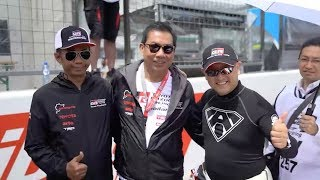 TOYOTA Gazoo Racing Team Thailand - ADAC Total 24h Race Nürburgring 2019