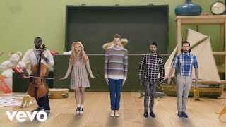 Pentatonix ft. Lindsey Stirling (Stromae Cover) - Papaoutai