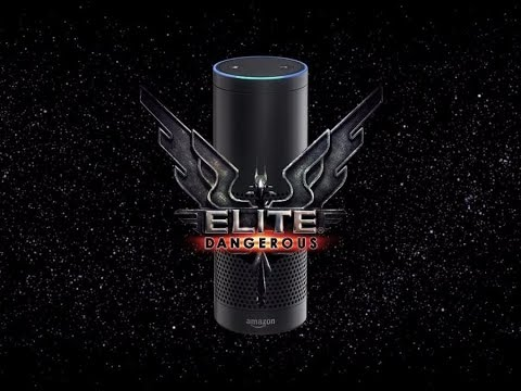 Elite Dangerous Ship Assistant powered by Alexa