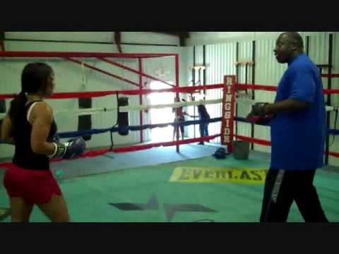 boxing with nicole alexander