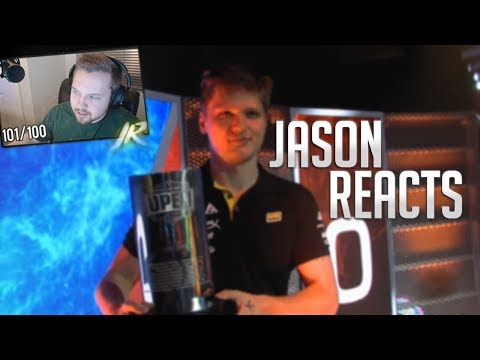 JASONR REACTS TO HOW S1MPLE REALLY PLAYS CSGO