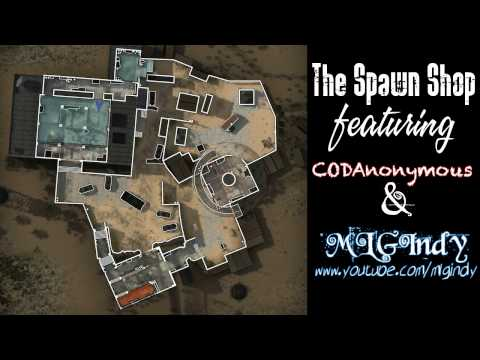 Call of Duty - MW3 - The Spawn Shop - Dome CTF with Dentist and MLGIndy