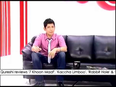 The zoOm Review Show - 7 Khoon Maaf review