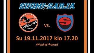 Download Lagu Maalikooste Haukat   S Kiekko SS 19 11 2017 Gratis STAFABAND