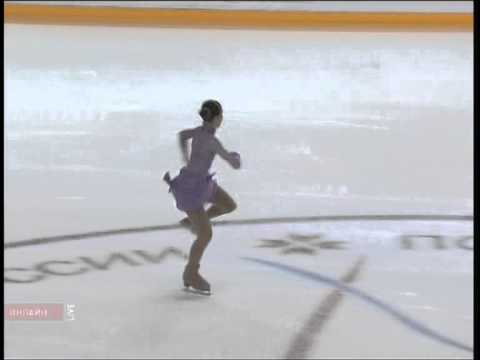 Adelina SOTNIKOVA 2011 LP Russian Nationals