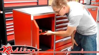 Extreme Tools NASCAR Racing Pit Box Toolbox from www.RedlineStands.com