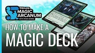 How to make a Magic deck | Magic Arcanum