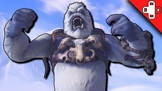 YETI HUNTER! - Winter Wonderland Game Mode