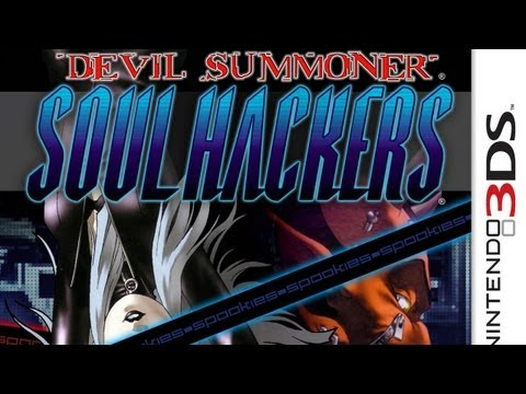 CGR Undertow - SHIN MEGAMI TENSEI: DEVIL SUMMONER: SOUL HACKERS review for Nintendo 3DS