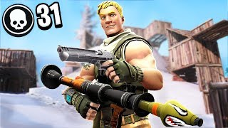 Most unfair weapon combination in Fortnite...