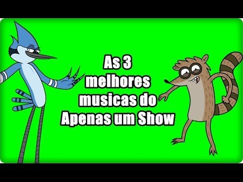 Apenas um Show - As 3 melhores musicas do Apenas um Show