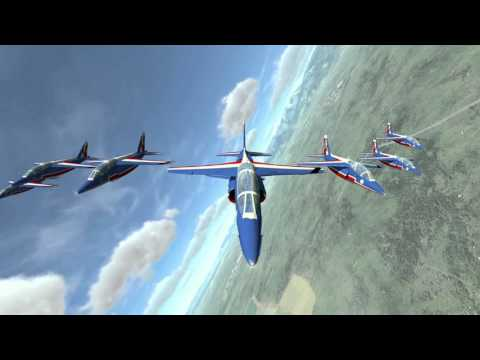 Patrouille de France by Jetesons - VFAT 2015