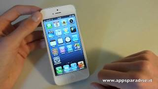 Recensione iPhone 5 ita by AppsParadise