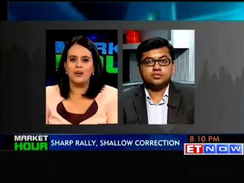 Sensex to hit 29,300 by Diwali: Karvy | Varun Goel on ET NOW September 18, 2014