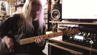 JEFF LOOMIS - Perpetual Burn (Jason Becker Cover)