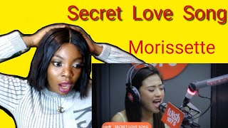 Nigerian Reacts to Morissette - Secret Love Song