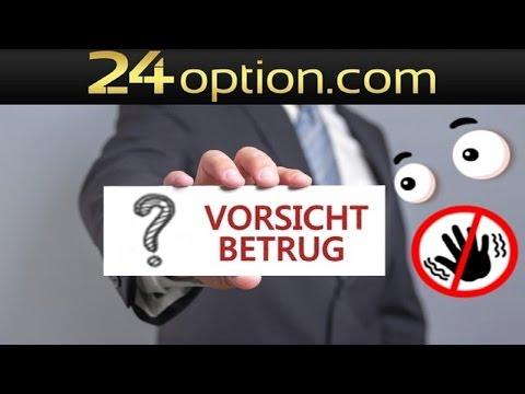24Option Betrug? ✔Erfahrungen und ✔Test auf Deutsch