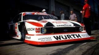 Zakspeed Ford Turbo Capri