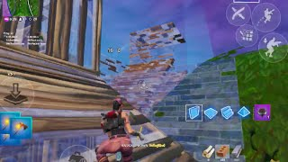 29 kill solo squads on an ipad - fortnite mobile gameplay