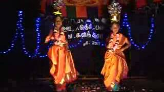 Karakattam part 1 in m.kalathur school