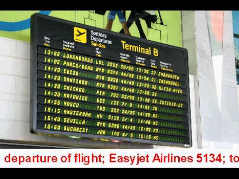 Easyjet Airlines 5134_London Gatwick_gate 5.avi