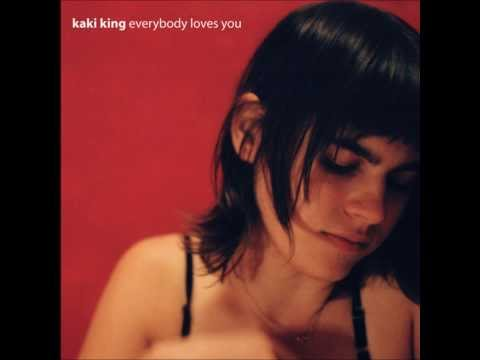 Kaki King - Close Your Eyes And Youll Burst Into Flames