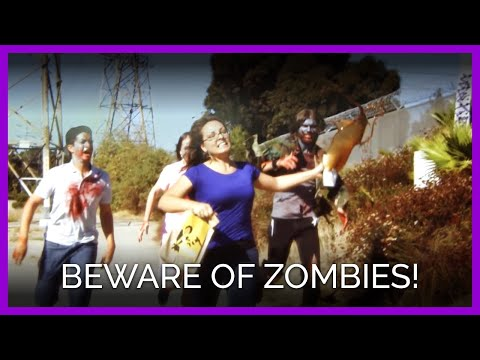 Beware of Zombie Attacks!