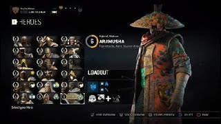 For Honor New heroes, executions, emotes and ornaments
