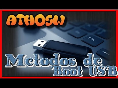 Instalar Cualquier Sistema OPERATIVO desde un USB/Pendrive Booteable-Autoarrancable 2017