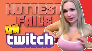 ➤ NEW ULTIMATE Hot Twitch Girl Moments #18 2018 (HD)