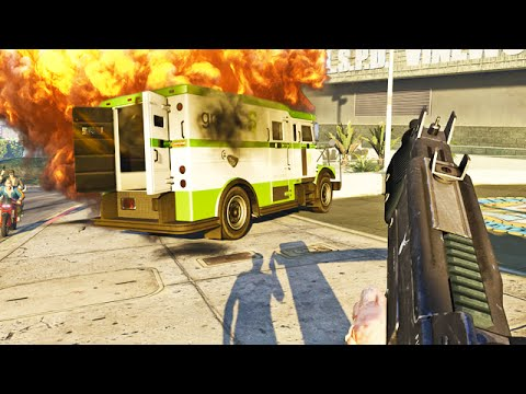 Insane New Gta 5 First Person