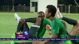 Persiapan Timnas Sepakbola Indonesia Jelang Asian Games 2018 - NET 5