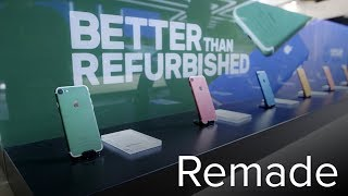 Refurbished iPhones not from Apple