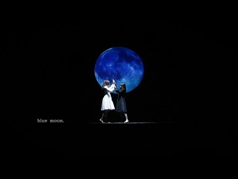 tipToe. - blue moon. Music Video