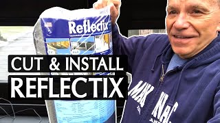 Winterize Your RV | Reflectix Window Covers