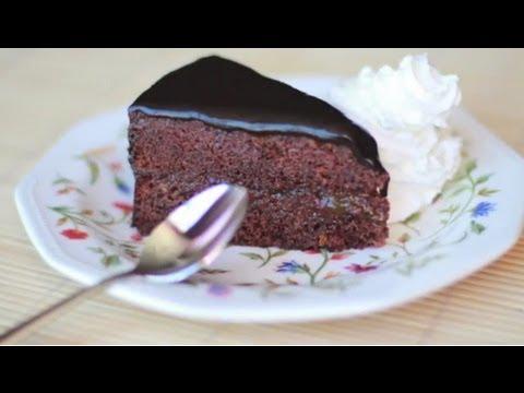 Torta Sacher Auténtica