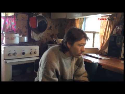 Как живет ветеран войны в Чечне  в Омской области часть 1