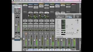 Pro Tools Basics Tutorial (13 Videos)