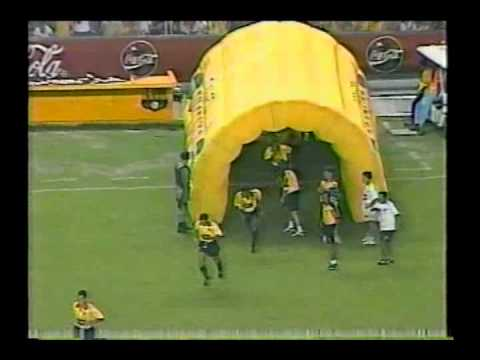 Goles Barcelona Copa Libertadores 1998