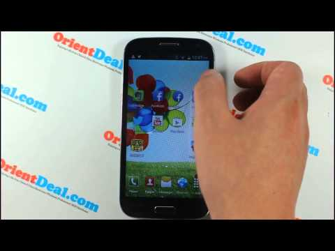 S4 S9500 Interface & App Useing - Economic Samsung Galaxy S4 Clone