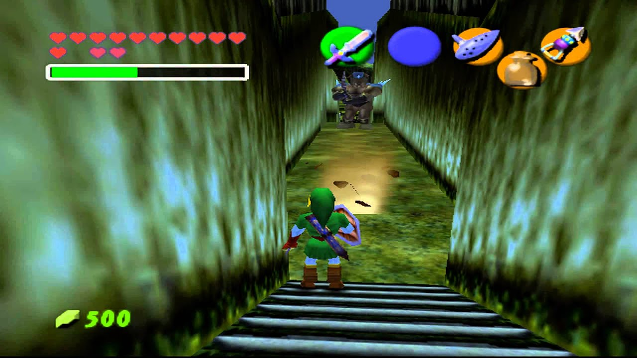 The Legend of Zelda Ocarina of Time  Zeldapedia  FANDOM