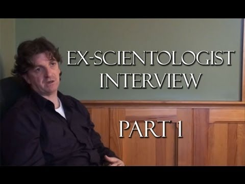 (1 of 16) Ex-Scientologist John Duignan Interview