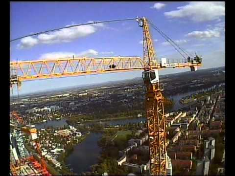Funny People on Skyscrapers! 3D FPV RC Helicopter. DC Tower Vienna Hubschrauber Wolkenkratzer muni86
