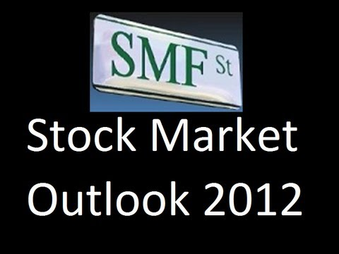 StockMarketFunding - Stock Market Outlook 2012 S&P 500, Nasdaq 100, VIX Technical Analysis