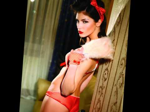 "so pearl ""lolita in love"" de Jolidon featuring.Betty boop lingerie sexy 2011 2012"
