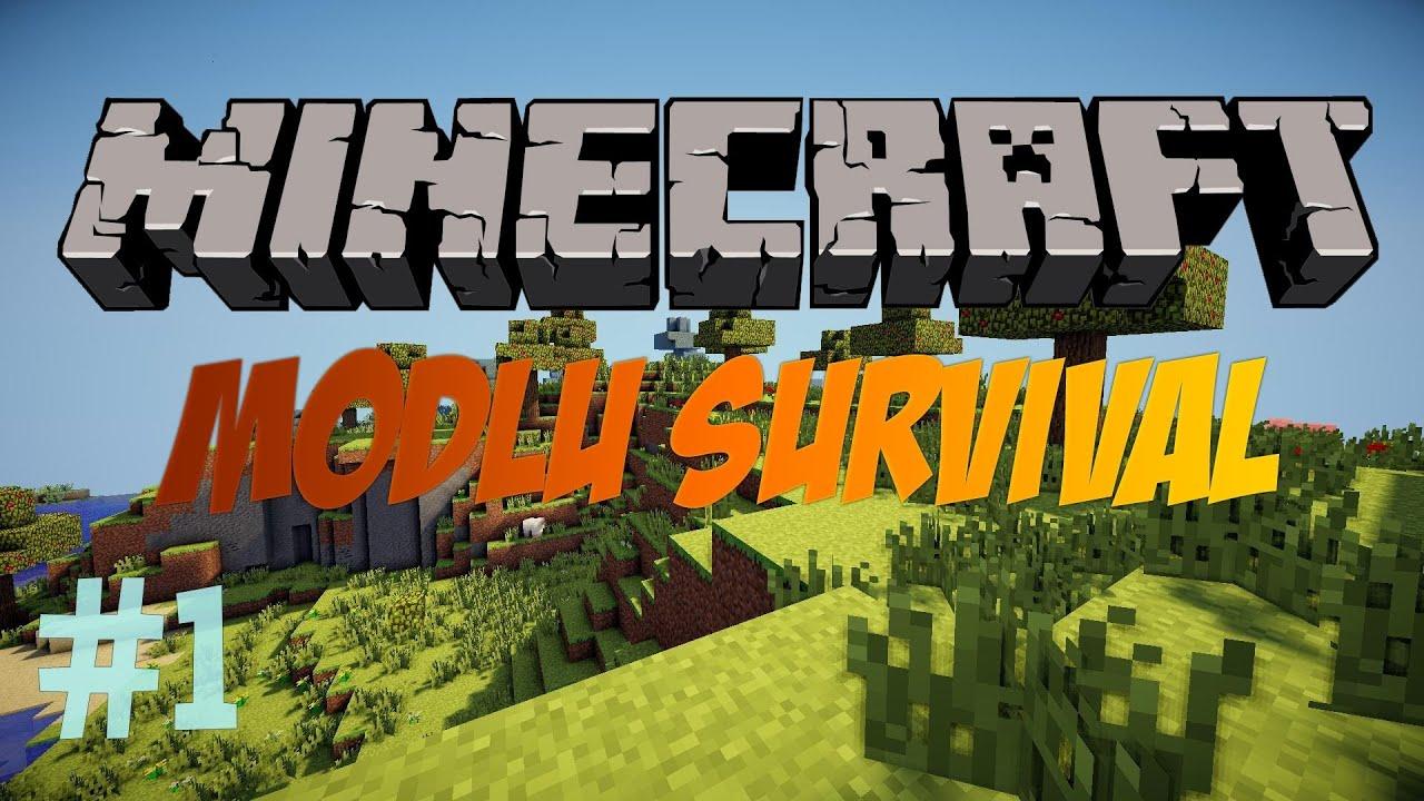 Minecraft modlu survival b?l?m 65