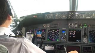 Boeing 737 800 - Puesta en marcha y despegue - Pista 31 - Aeroparque - Buenos Aires - Argentina -