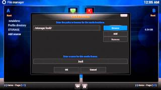 Locate Hidden XBMC/Kodi Folder (OpenELEC/LibreELEC)